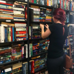 Second-Hand Book Stores are Your Best Friend